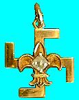 Kimberley Diamond Thanks Badge